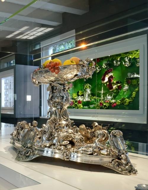Thema Happen | De Gouden Eeuw Driehoek (Zilvermuseum)