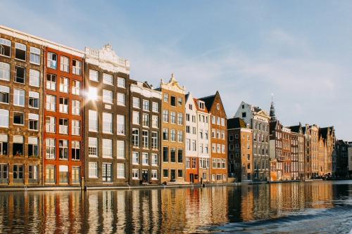 Onthaasten aan de rand van Amsterdam
