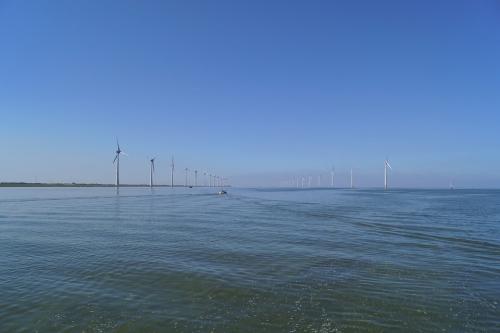 Keer op keer langs het IJsselmeer