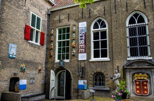 Thema Happen | De Gouden Eeuw Driehoek (Museum Gouda)