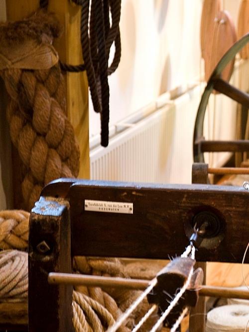 Thema Happen | De Gouden Eeuw Driehoek (Touwmuseum)