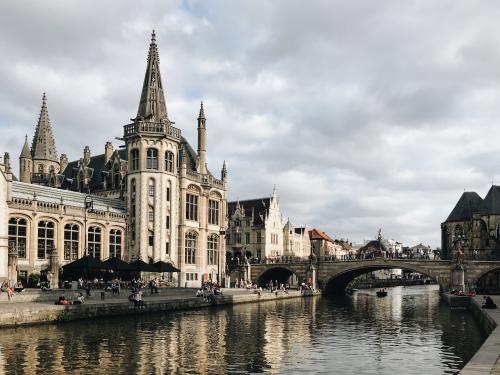 Grandioos genieten in schilderachtig Gent