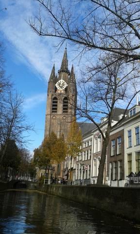 Rondje Delft