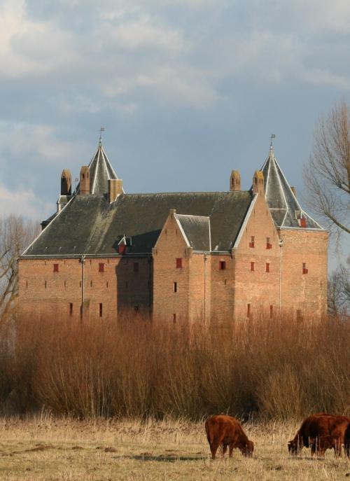 Van vesting naar kasteel
