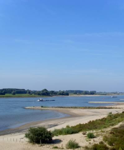 Toeren in het Land van Maas en Waal