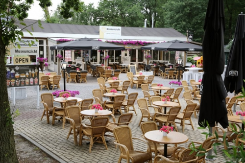 Brasserie effe Overloon
